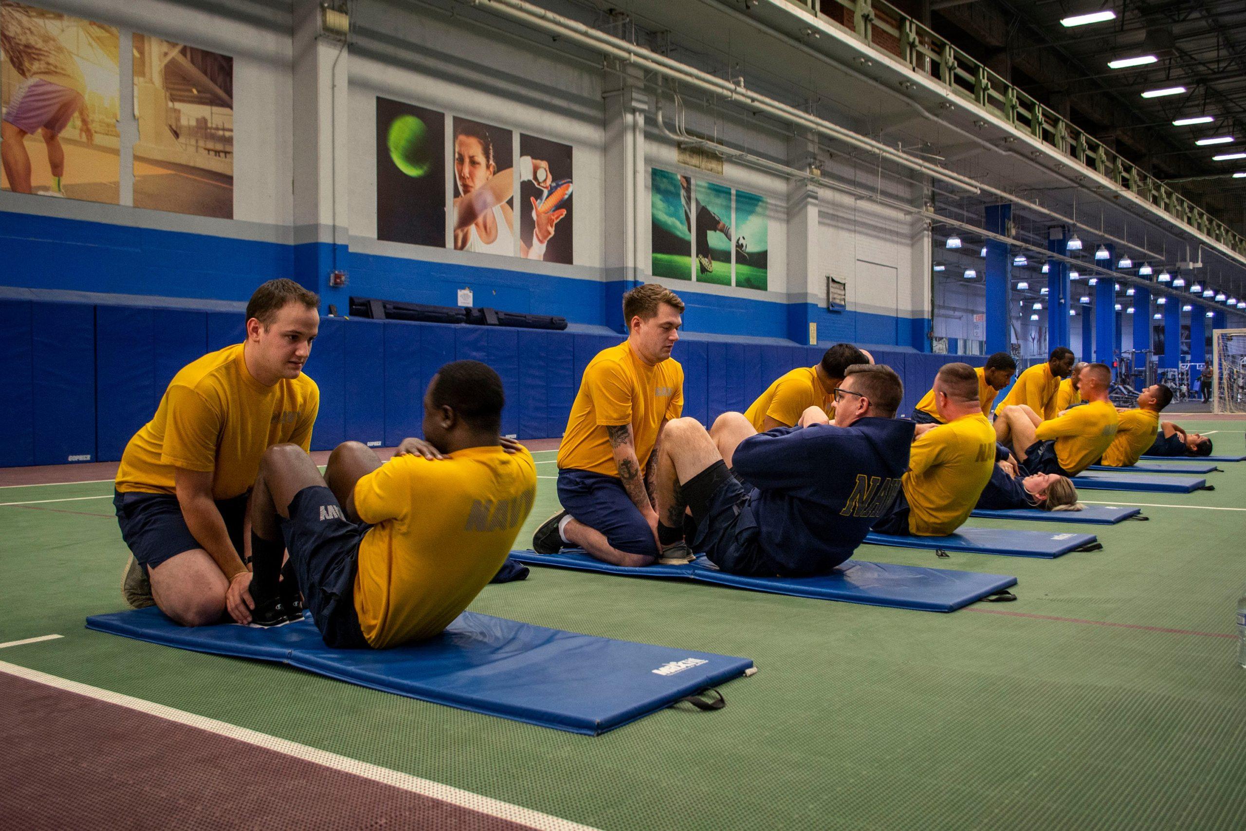 U.S. Navy Fitness