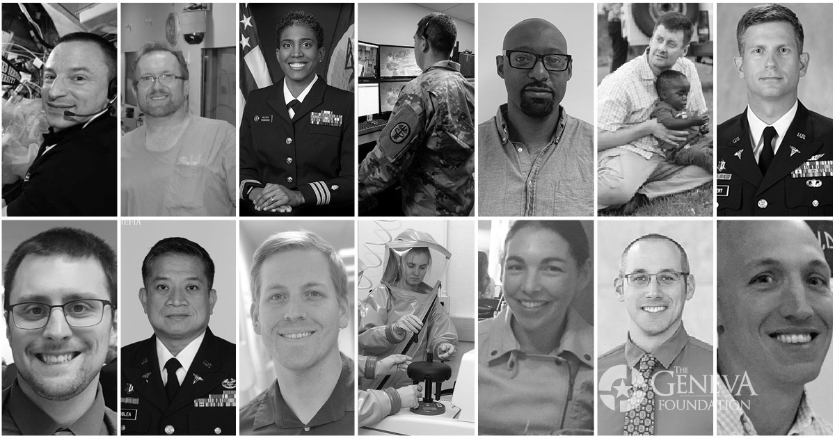 Geneva military medical researchers