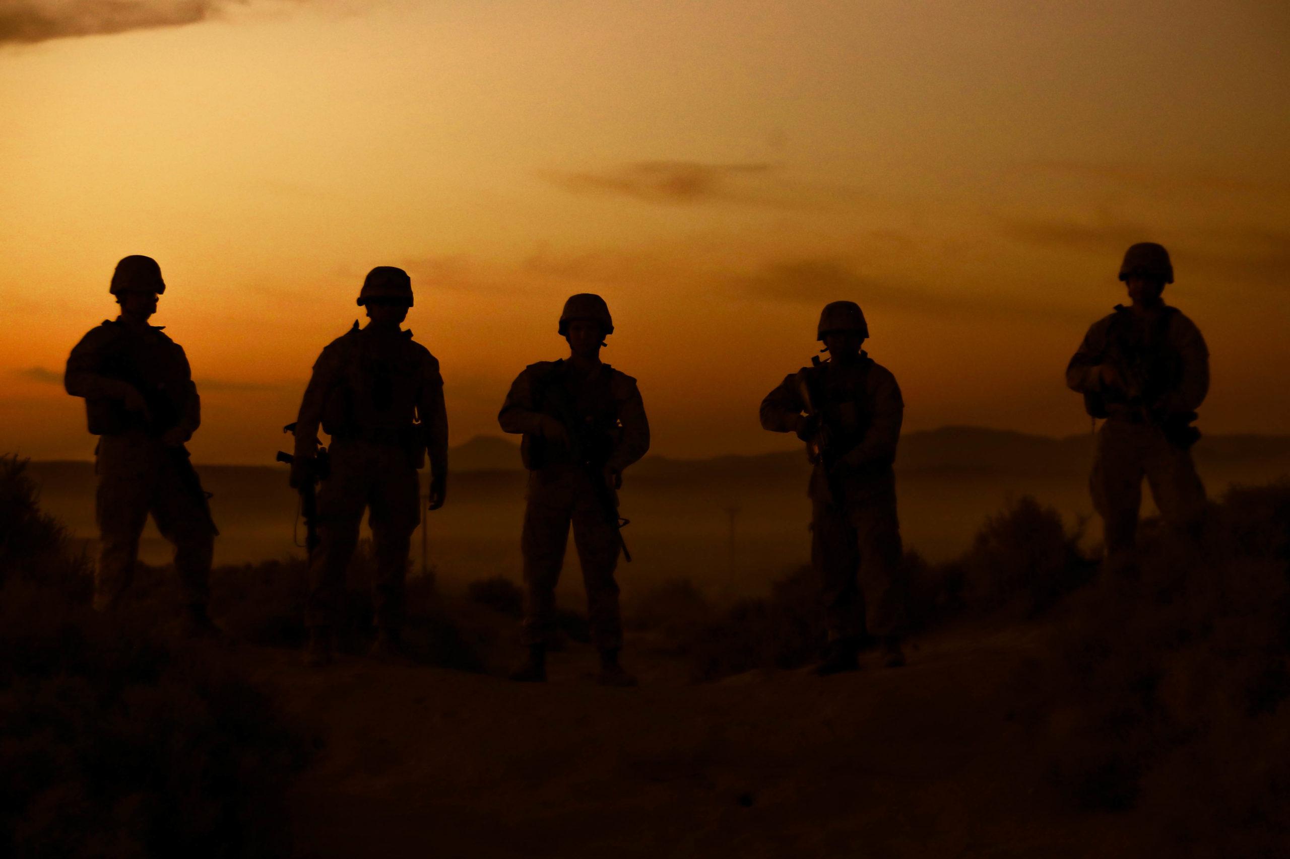 Military Trauma Research