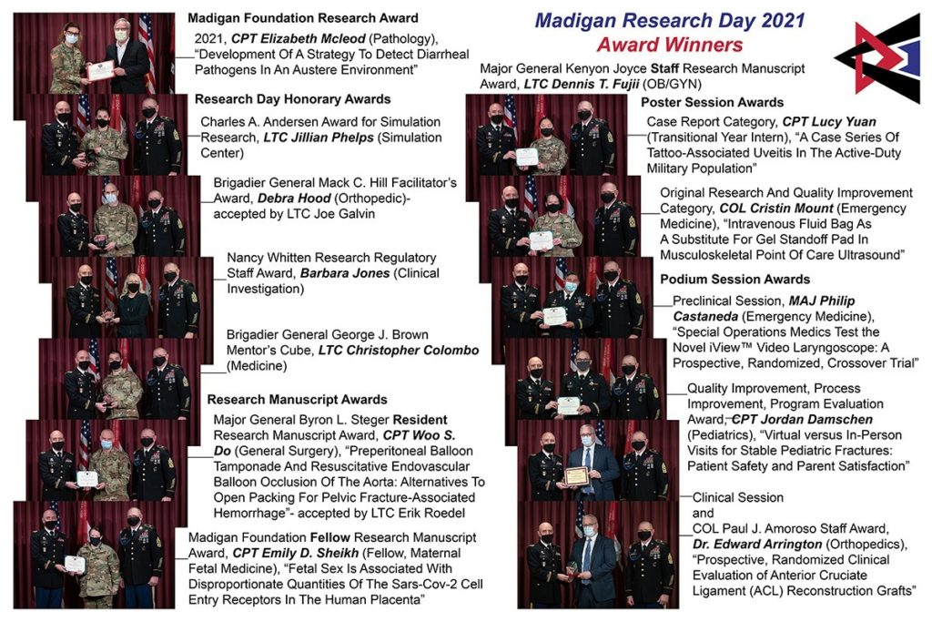 Madigan Research Day 2021